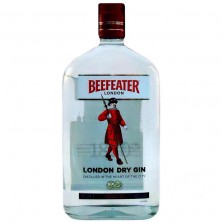 Джин BEEFEATER London Dry Gin (Биффитер Лондон Драй Джин) 0,5 л