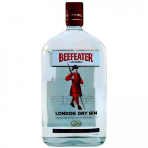 Джин BEEFEATER London Dry Gin (Биффитер Лондон Драй Джин) 0,5 л фото цена