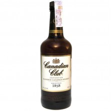 Виски Canadian Club Канадиан Клаб 0,7 л