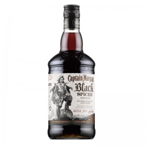 Ром  Captain Morgan Black Spiced 0,7 л фото цена