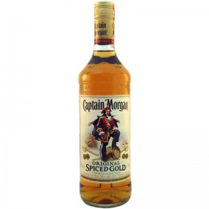 Ром «Captain Morgan Original Spiced Gold»  (0,75 л) фото цена