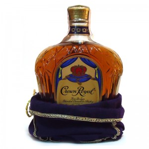 Виски Crown Royal 0,75 фото цена