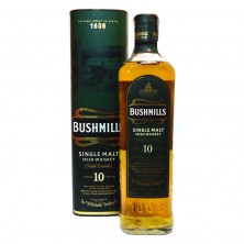 Виски «Bushmills Single Malt 10 Y.О.»
