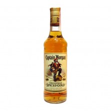 Ром  Captain Morgan Original Spiced Gold 0,5 л