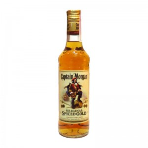 Ром  Captain Morgan Original Spiced Gold 0,5 л фото цена