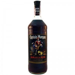 Ром Captain Morgan Jamaica 1 л фото цена