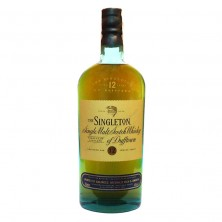 Виски «THE SINGLETON» Single Malt of Dufftown 12 years 0,7 л