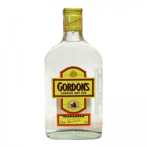 Джин «GORDON`S» London Dry gin (Джин Гордон`с) (0,375 л) фото цена