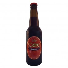 Сидр, Cidre ROYAL with CHERRY Сидр Роял с вишней 0,33 л