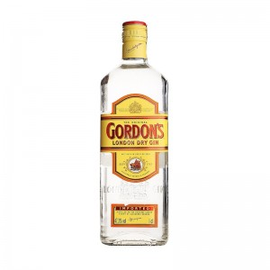 Джин GORDON`S London Dry gin Джин Гордонс 1 л фото цена