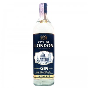 Джин «City of London gin» (Сити оф Лондон) 1 л фото цена