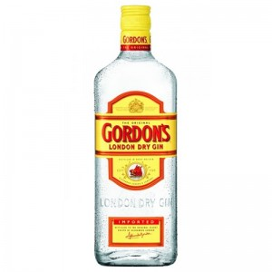 Джин «GORDON`S» London Dry gin (Джин Гордон`с) (0,7 л) фото цена