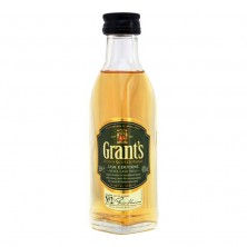 Виски  Grant's Sherry Cask Finish (Грантс Шерри Каск Финиш) 0,05 л