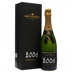 "Шампанское Moet & Chandon, ""Grand Vintage 2006"" (Моет Шандон, Гранд Винтаж 2006) фото цена"