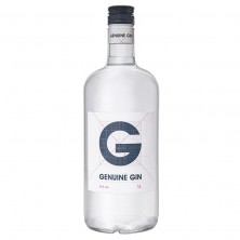 "Джин ""GENUINE GIN"" (ДЖЕНЬЮЕН) (1 л)"