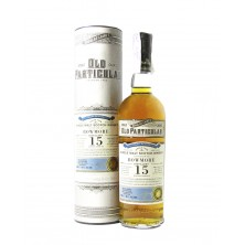Виски Douglas Laing Old Particular Bowmore 15 y.o. (Боумор) 0,7 л