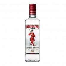 Джин BEEFEATER London Dry Gin (Биффитер Лондон Драй Джин) 0,7 л