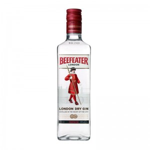 Джин BEEFEATER London Dry Gin (Биффитер Лондон Драй Джин) 0,7 л фото цена