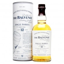 "Виски ""Balvenie"" Single Barrel 12 Old в тубусе 0,7 л."