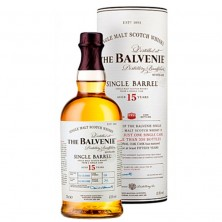 "Виски ""Balvenie"" Single Barrel 15 Old в тубусе 0,7 л."