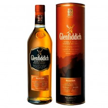 "Виски ""Glenfiddich"" Rich Oak 14 Old в тубусе 0,7 л."
