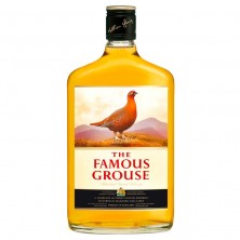 Виски The Famous Grouse (Феймоус Граус)  0,5 л