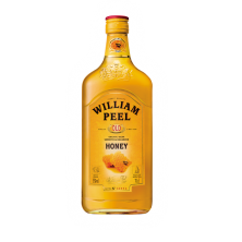 Ликер Brandbar William Peel Honey 0,7 л